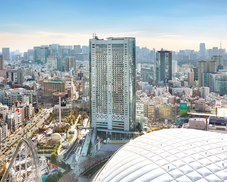 東京ドーム ホテル 周辺