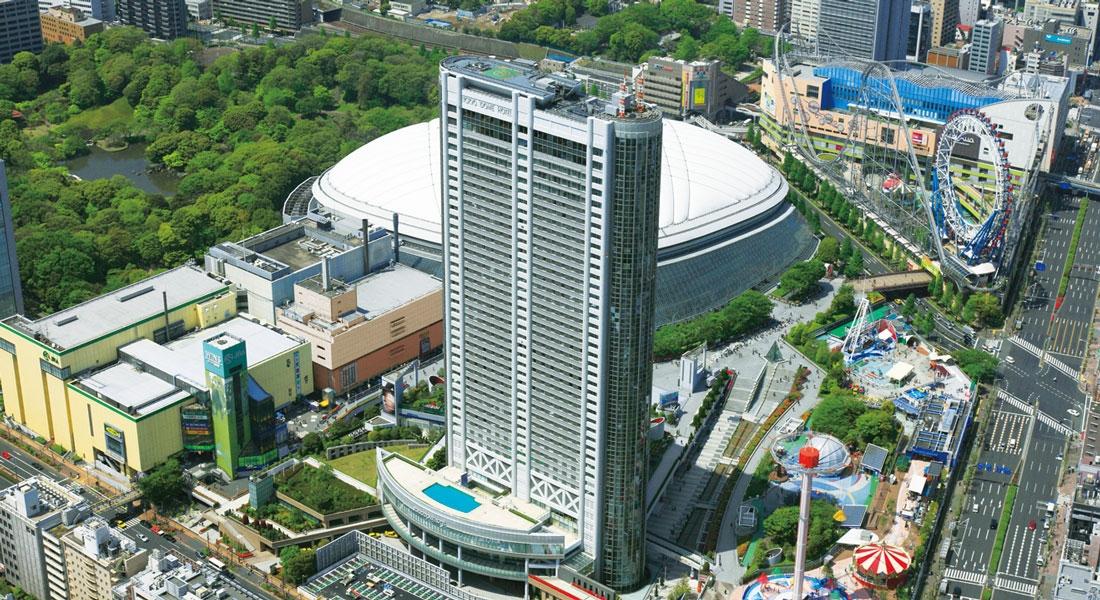 ... イタリアン/サウンドステージ&ダイニング「アーティスト カフェ」/東京ドームホテル