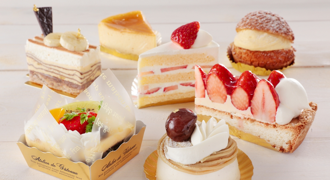 Cake Collection【ガーデンテラ...